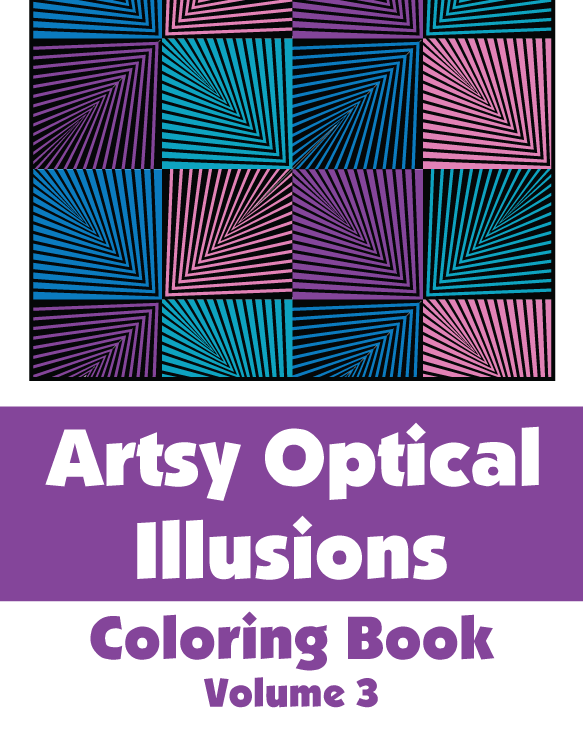 Artsy-Optical-Illusions-Volume-3-Cover-01