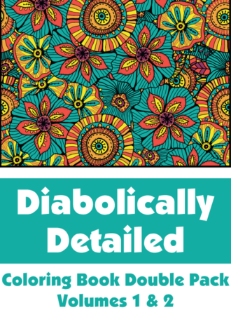 Diabolically Detailed Double-Pack Volumes 1 2 Cover