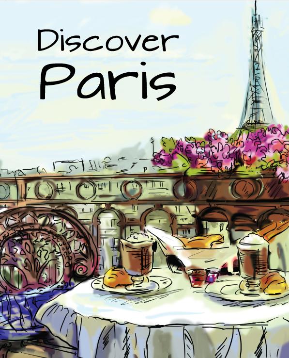 Color Your World Paris Cover