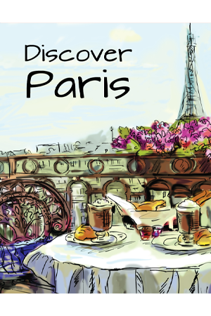 Discover Paris Cover