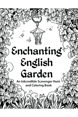 Enchanting English Garden Cover