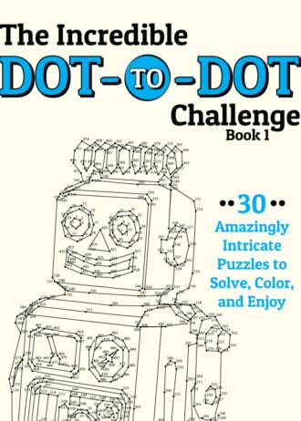 Incredible Dot-to-Dot Cover