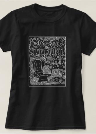 Introvert Survival Kit T-Shirt